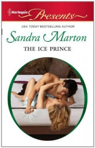 The Ice Prince (Harlequin Presents) [Mass Market Paperback] - Sandra Marton