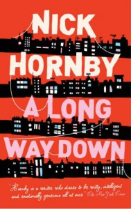 A Long Way Down - Nick Hornby