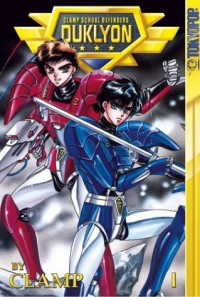 Duklyon: Clamp School Defenders, Vol. 01 - CLAMP, Ray Yoshimoto, Jamie S. Rich