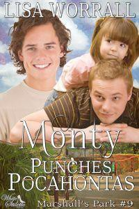 Monty Punches Pocahontas - Lisa Worrall