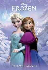 Frozen Junior Novelization (Disney Frozen) - Walt Disney Company