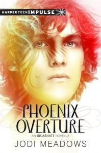 Phoenix Overture - Jodi Meadows