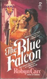 The Blue Falcon - Robyn Carr