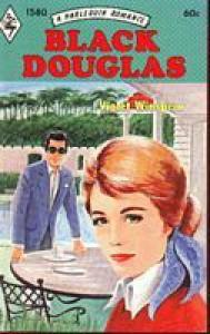 Black Douglas - Violet Winspear