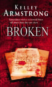 Broken  - Kelley Armstrong