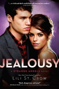 Jealousy - Lili St. Crow, Lilith Saintcrow