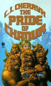 The Pride of Chanur  (Alliance-Union Universe) - C.J. Cherryh