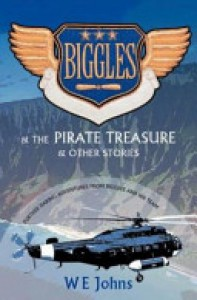 Biggles & the Pirate Treasure - W.E. Johns