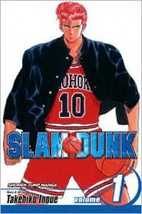 Slam Dunk vol. 1 - Takehiko Inoue