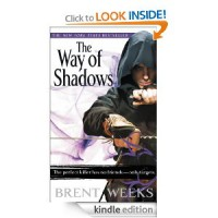 The Way of Shadows (Night Angel, #1) - Brent Weeks