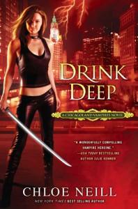 Drink Deep (Chicagoland Vampires #5) - Chloe Neill