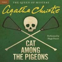 Cat Among the Pigeons (Audio) - Agatha Christie, Hugh Fraser
