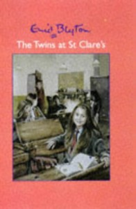 The Twins at St Clare S - Enid Blyton