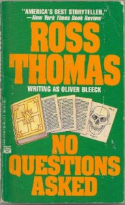 No Questions Asked - Oliver Bleeck, Ross Thomas