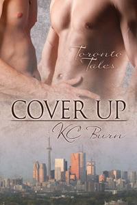 Cover Up  - K.C. Burn