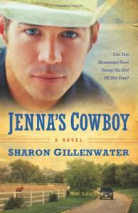 Jenna's Cowboy - Sharon Gillenwater