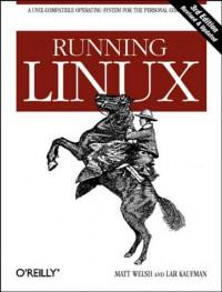 Running Linux - Matt Welsh, Lar Kaufman