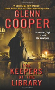 The Keepers of the Library (Will Piper #3) - Glenn Cooper