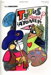 Tytus, Romek i A'Tomek. Księga XVIII. Tytus plastykiem - Henryk Jerzy Chmielewski