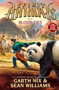 Blood Ties - Garth Nix, Sean Williams