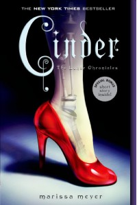 Cinder (Lunar Chronicles) - Marissa Meyer