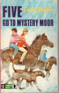 Five Go to Mystery Moor (The Famous Five, #13) - Enid Blyton