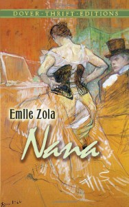 Nana  - Émile Zola, Burton Rascoe