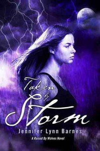 Taken by Storm - Jennifer Lynn Barnes