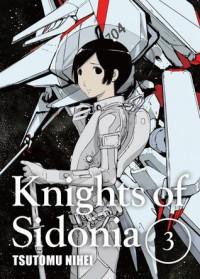 Knights of Sidonia, Volume 3 - Tsutomu Nihei