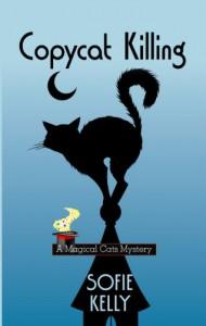 Copycat Killing (Wheeler Large Print Cozy Mystery) - Sofie Kelly