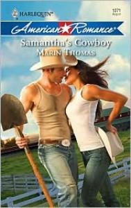 Samantha's Cowboy - Marin Thomas