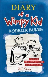 Rodrick Rules (Diary of a Wimpy Kid #2) By Jeff Kinney -