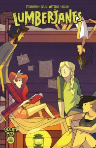 Lumberjanes #03 -  Noelle Stevenson, Grace Ellis, Brooke Allen