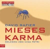 Mieses Karma - David Safier, Nina Petri
