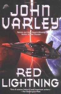 Red Lightning (Red Thunder, #2) - John Varley