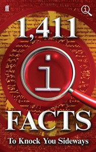 1,411 QI Facts to Knock You Sideways - John Lloyd, John Mitchinson