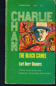 The Black Camel - Earl Derr Biggers