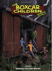 The Boxcar Children, A Graphic Novel #1 (Boxcar Children Graphic Novels) -