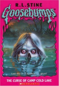 The Curse of Camp Cold Lake - R.L. Stine