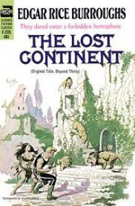 The Lost Continent - Edgar Rice Burroughs, Frank Frazetta