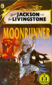 Moonrunner (Fighting Fantasy Gamebooks) - Stephen Hand
