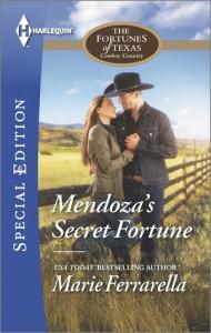 Mendoza's Secret Fortune - Marie Ferrarella