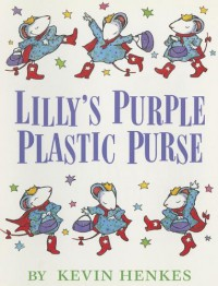 READING 2000 READ ALOUD BOOK GRADE K.03 LILLYS PURPLE PLASTIC PURSE - Scott Foresman