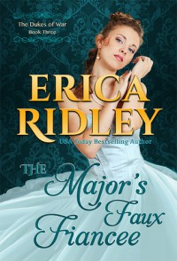 The Major's Faux Fiancee - Erica Ridley