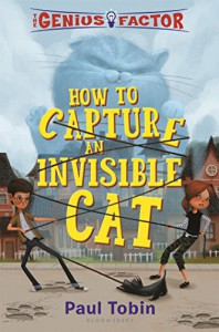 The Genius Factor: How to Capture an Invisible Cat - Paul Tobin, Thierry Lafontaine