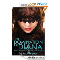 The Domination of Diana (Inferno Connection, #2) - M.J. Aleese
