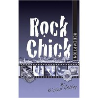 Rock Chick Redemption (Rock Chick, #3) - Kristen Ashley,  Kelly Brown