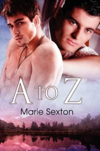 A to Z (Coda Books, #2) - Marie Sexton