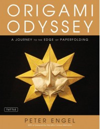 Origami Odyssey: A Journey to the Edge of Paperfolding [Full-Color Book & Instructional DVD] - Peter Engel, Nondita Correa-Mehrotra