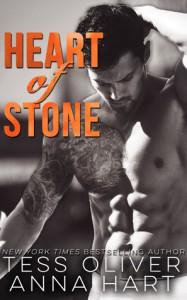 Heart of Stone - Tess Oliver, Anna Hart